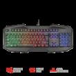 Trust Billentyűzet Gamer - GXT 830-RW Avonn