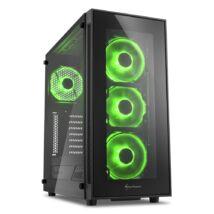 Factory E-Sport Green Gaming / Windows 10 Home
