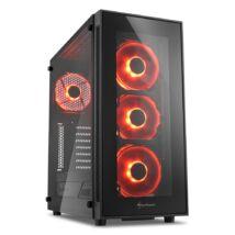 Factory E-Sport Red Gaming / Windows 10 Home