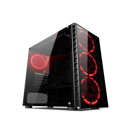 Factory E-Sport Gaming Red Warrior