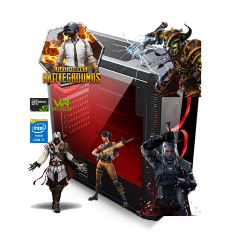 Factory RGB Elite Gaming / Windows 10 Home